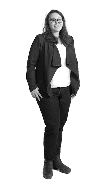 MOLA Planning Archaeologist Ashley Blair