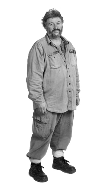 Damian Goodburn Senior Finds Specialist (Woodwork)
