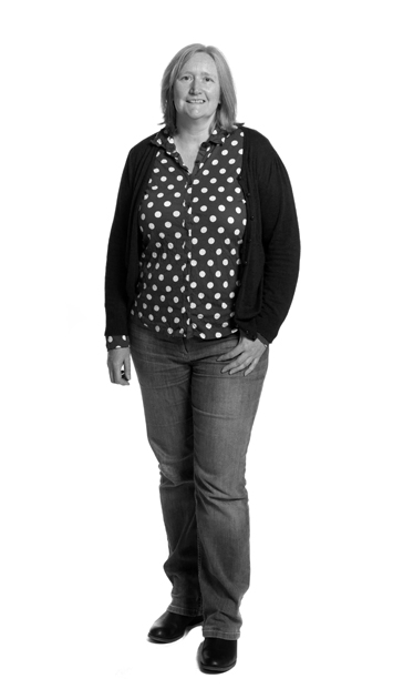 Lesley Dunwoodie, Project Officer