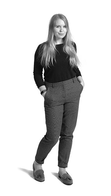 MOLA Human Resources Administrator Naomi Sage