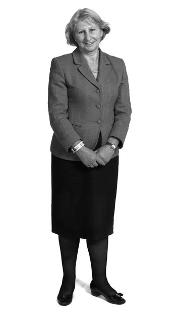 Rosamund Blomfield-Smith Board Director and Trustee