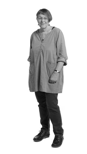Sue Hirst MOLA