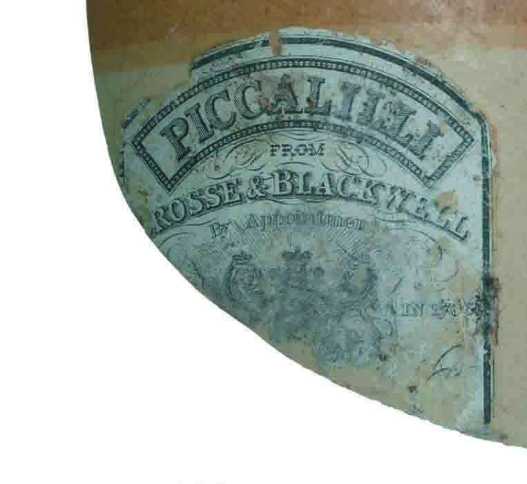 Crosse and Blackwell Piccalilli (c) Crossrail