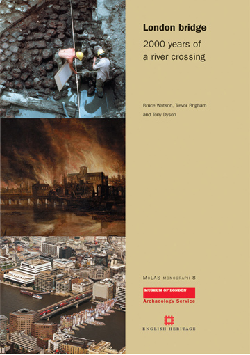 London bridge: 2000 years of a river crossing