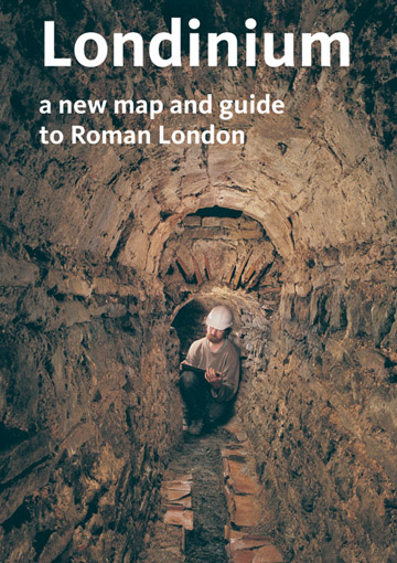 Londinium: a new map and guide to Roman London