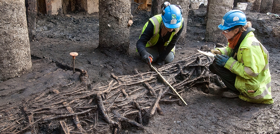 Our tips for writing a good job application for a field archaeologist position