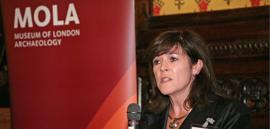 Taryn Nixon, MOLA Chief Executive speech at the House of Lords