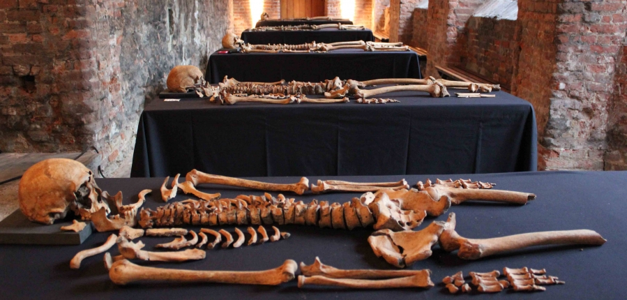 New research reveals secrets of Crossrail's Black Death skeletons