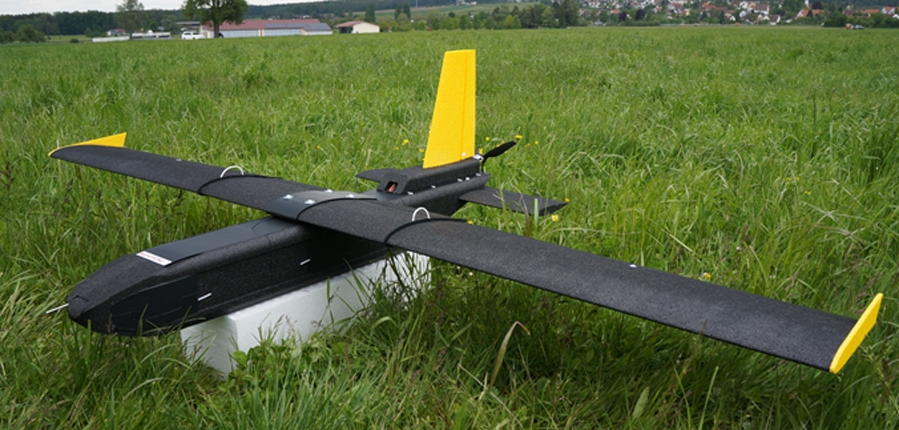 Peter Rauxloh on drones