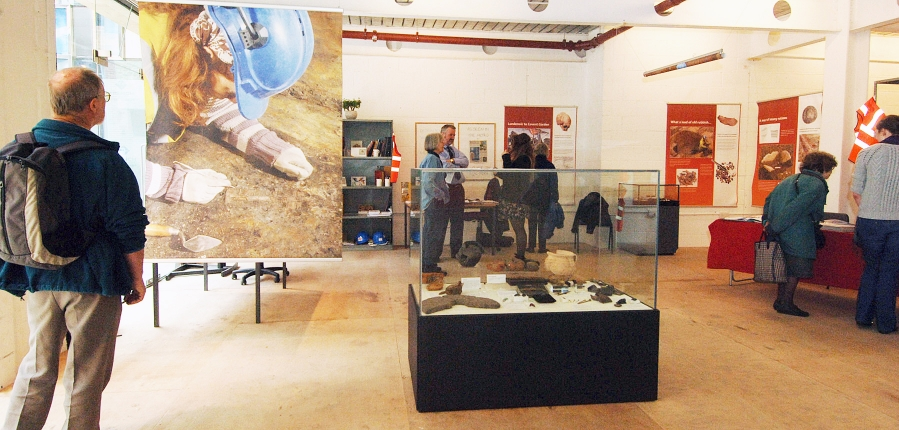 ourtyard exhibition