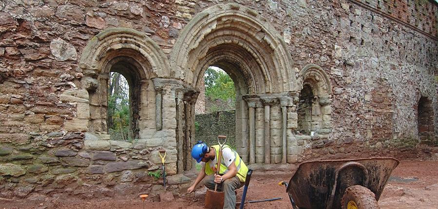 Heritage management at Torre Abbey, Devon