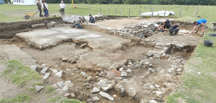 Excavating Iturissa: Teaching new skills in the Basque Country, Spain
