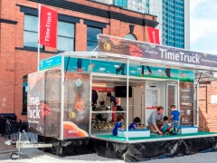 The Time Truck (c) MOLA