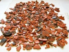 Samian pottery from just one pile location shaft