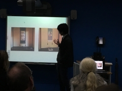 Archaeology, placemaking and art in Japan and the UK seminar (c) MOLA
