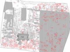 Overlaid Cemetery plans