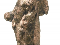 Copper-alloy cupid (c) MOLA