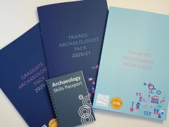Each Trainee and Graduate gets their own MOLA workbook and guidance pack