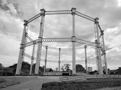 Macclesfield Gasworks (c) MOLA