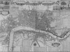 Morgan 1682, before georectification (Original image (c) British Library)