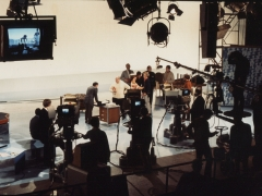 Thames TV Teddington Early Colour Production 2 1969 (c) Brian Scott