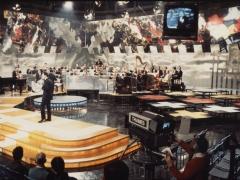 Thames TV Teddington Early Colour Production Max Bygraves 1969 (c) Brian Scott