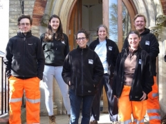 Our dedicated training team have over 50 years' of experience in commercial archaeology