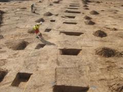Syon Park excavation