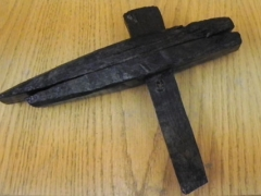 Medieval 'nippers' – a woodworking tool