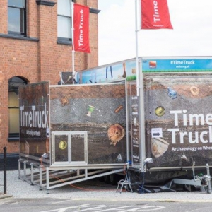 The MOLA time truck (c)MOLA