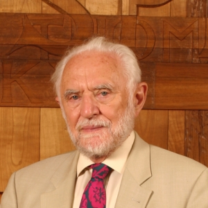 Professor Stanley Wells of the Shakespeare Birthplace Trust