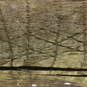 Witchmarks or apotropaic marks at Knole (c) National Trust/ Martin Havens