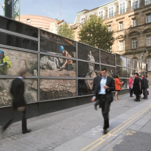 Bloomberg hoarding (c) MOLA