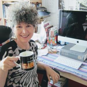 New Archaeology Ambassador, Caroline Lawrence
