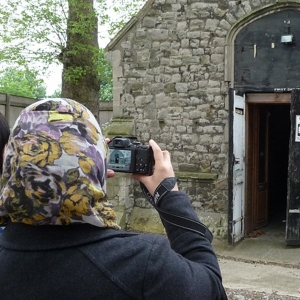 Hackney Community College students help to record local built heritage