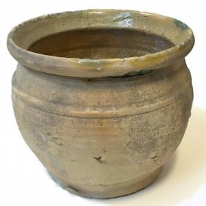 Serving pot from Ribble Estuary (c)MOLA