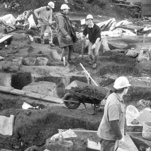 Eastern Cemetery Excavation