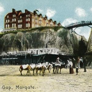 Newgate Gap, newgate Bridge, Margate, Kent heritage