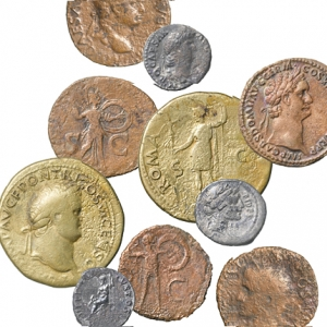 Roman coins from Walbrook