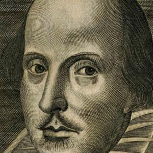 Playwright William Shakespeare