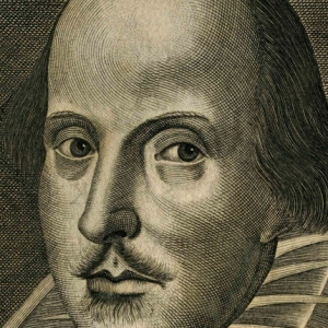 Shakespeare engraving 1787