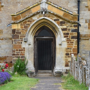 St Michael's Church, Stowe Nine Churches, Northamptonshire