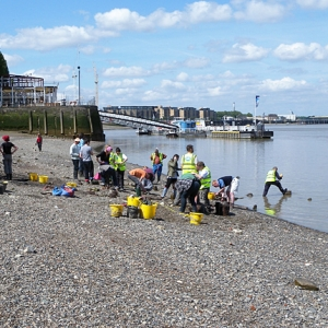"""Vanishing Archaeology: the Greenwich foreshore"" lecture for Gresham College"