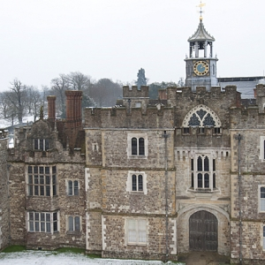 National trust property, Knole, in Kent