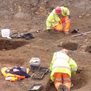 Northampton's medieval past revealed