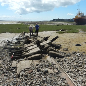 CITiZAN team recording a hulk