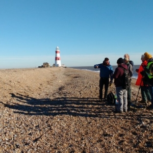 Recording the coast at Orford Ness coastal and intertidal archaeology CITiZAN