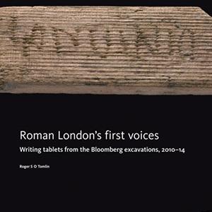 Roman London's first voices (c) MOLA