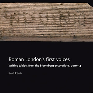 Roman London's first voices (c) MOLA