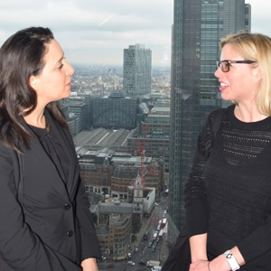 Sally Saadeh and Carlin Fier talk to MOLA's Suzie Haworth about heritage